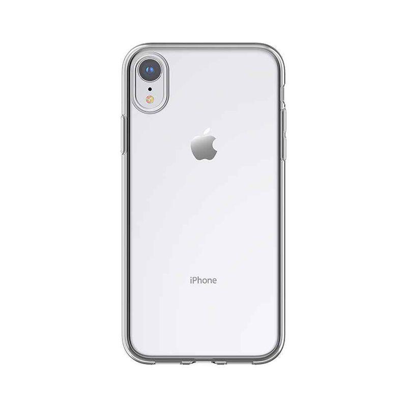 Чехол-накладка Devia для iPhone XR Naked Case Black купить